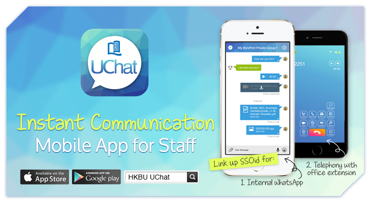Instant Communication for Staff