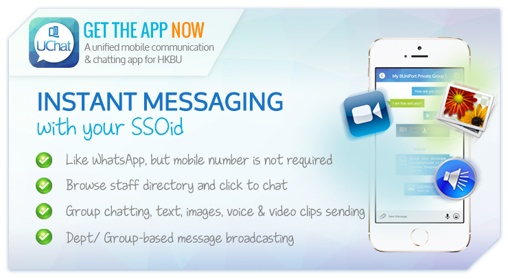 Instant Messaging with your SSOid